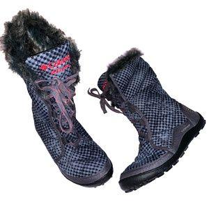NEW Columbia 200 Gram Snow Boots
